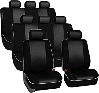 Best 3 row seat covers Reviews