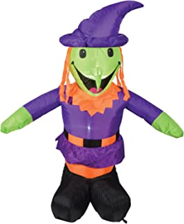 QTX | Inflatable Witch