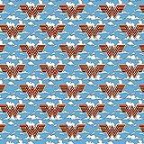 Batman Superman Wonder Women Stoff – CAM423 Wonder Woman