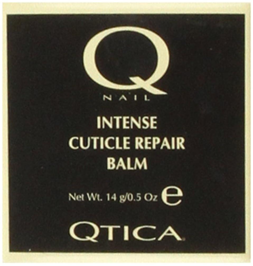 振る伝染性の手QTICAキューティクルリペアバーム14g