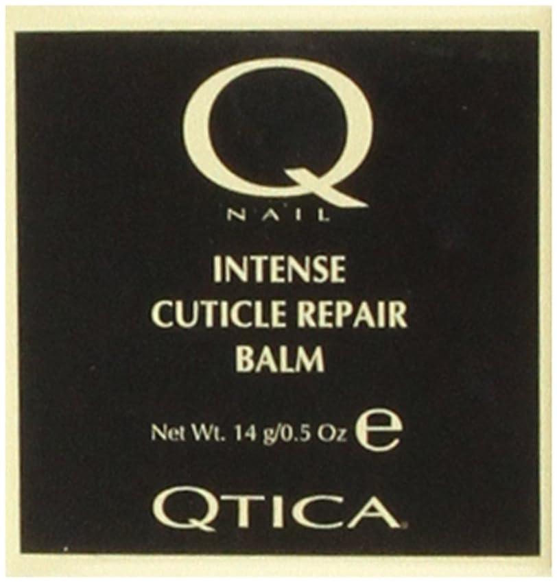 特に通り入植者QTICAキューティクルリペアバーム14g