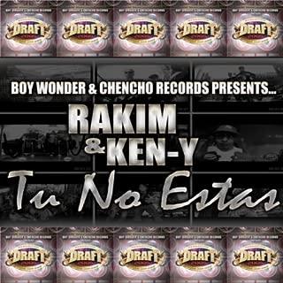 Tu No Estas (feat. Ken-Y)