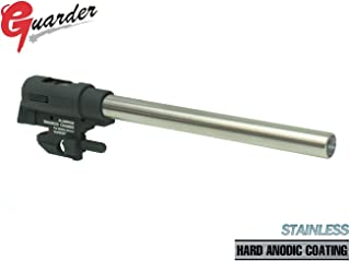 GUARDER KM 6.01 インナーバレル + 強化ホップアップチャンバー フルセット M1911/MEU ブラック M1911-23