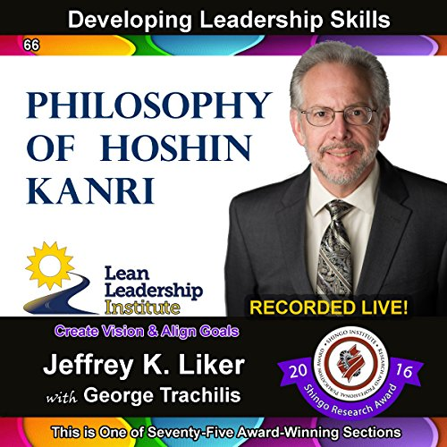 Developing Leadership Skills 66: The Philosophy of Hoshin Kanri Module 7 - Section 6 Titelbild