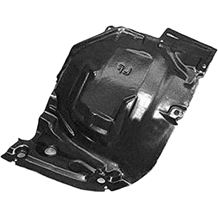 OE Replacement Nissan//Datsun 350Z Front//Rear Driver Side Fender Splash Shield Partslink Number NI1250131