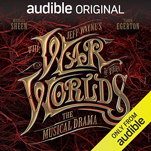 『Jeff Wayne's The War of The Worlds: The Musical Drama』のカバーアート