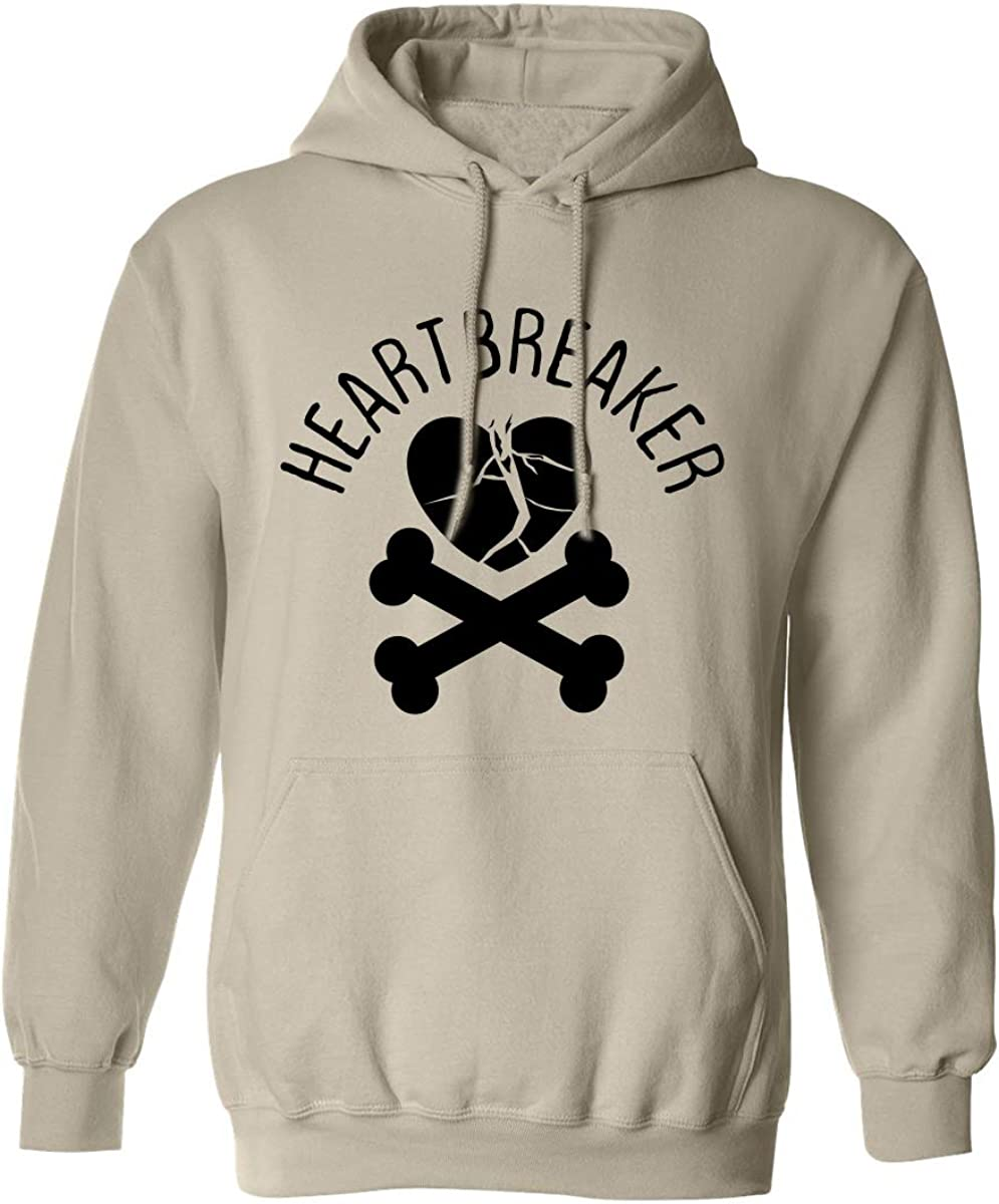 HEARTBREAKER Adult Hooded Sweatshirt