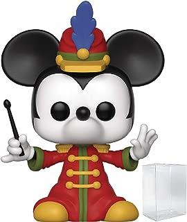 Disney: Mickey's 90th Anniversary - Band Concert Mickey Funko Pop! Vinyl Figure (Includes Compatible Pop Box Protector Case)