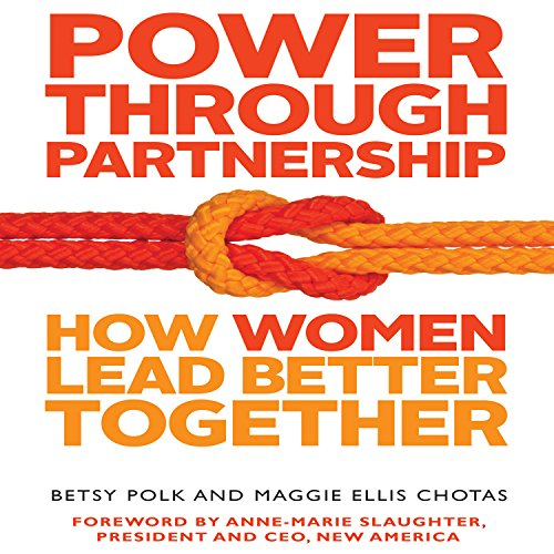 Power Through Partnership audiobook cover art