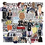 ZNMSB 50 Nouveau Drame américain psychologie criminelle Graffiti...
