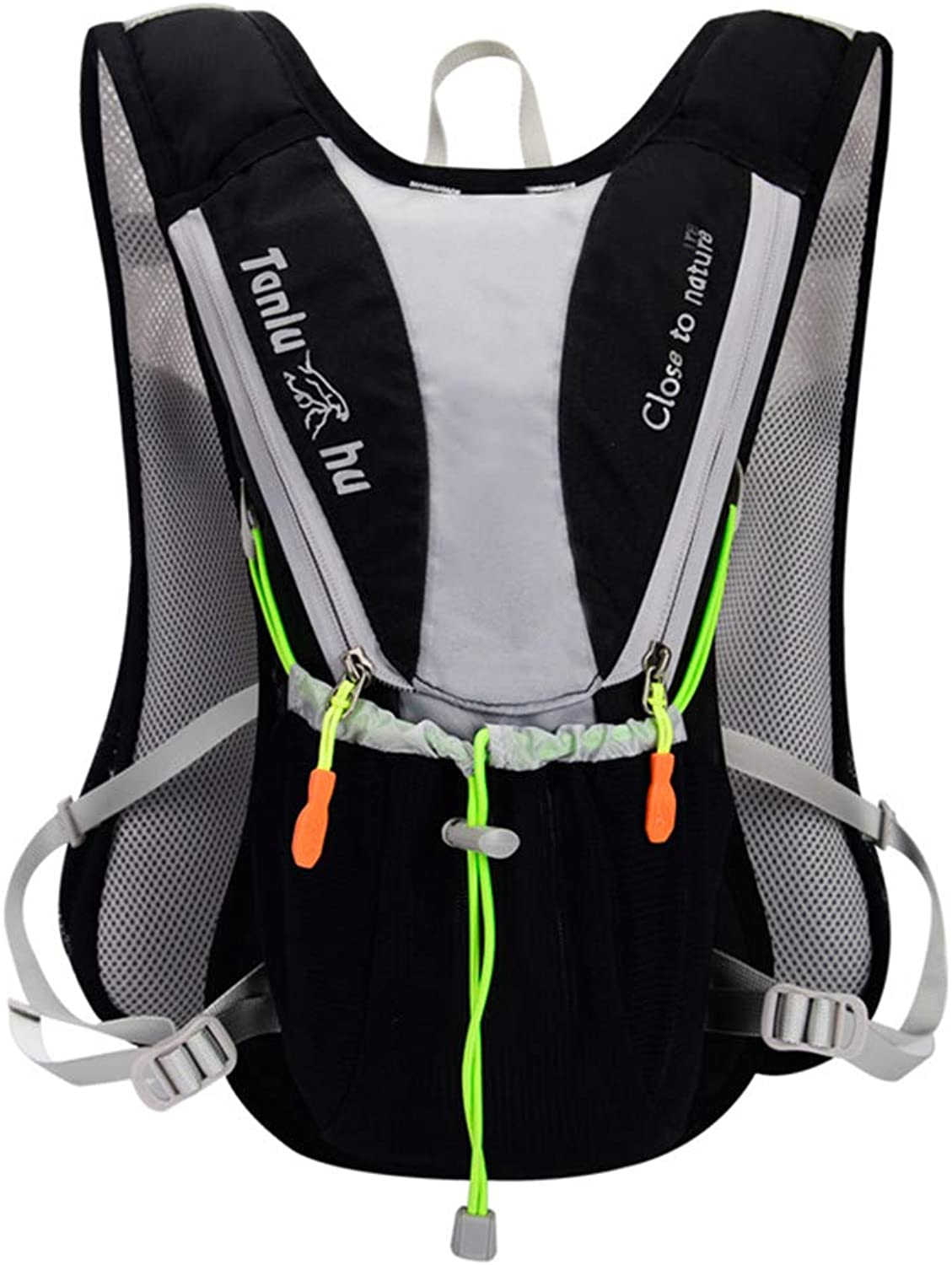 Trail Running Backpack Cycling Backpack Marathon Backpack Outdoor Sports Backpack for Men Women Kid for Marathon Cycling Outdoor Running