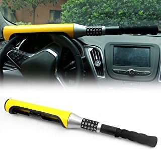 KvSrr blocca sterzo per Auto dispositivi antifurto di bloccaggio Auto