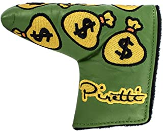 Piretti(ピレッティ) Accessories Tour Only Money Bag Putter Cover パターカバー ユニセックス Tour Only Putter Cover Green