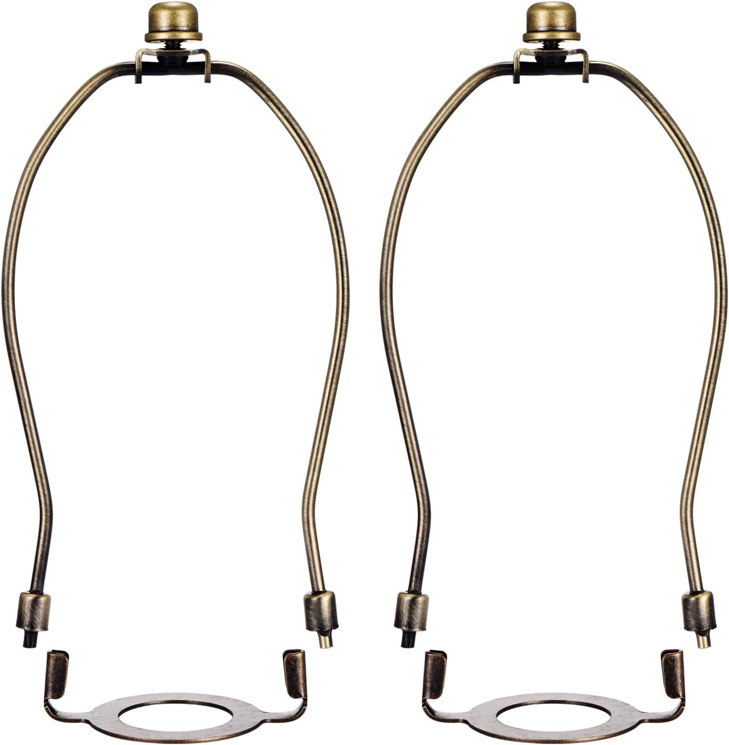 Canomo 2 Packs Lamp Shade Harps favorite Holder E26 8 discount with Inch Light UNO