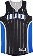 adidas Orlando Magic NBA Black Official Authentic On-Court Revolution 30 Alternate Jersey for Men