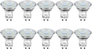 LE Bombillas LED, GU10 4W Equivalente 50W Halógena 350lm