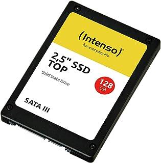Intenso 3812430 Interne SSD-harde schijf 128 GB Top Performance,zwart