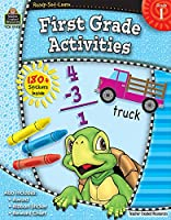First Grade Activities Grade 1 (Ready Set Learn)
