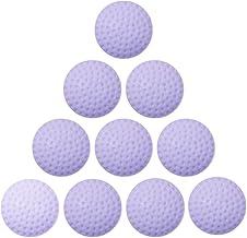 Deurstopper, deurstopper, 10 stuks, zelfklevend, Ø40 mm, deurdemper, violet