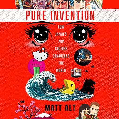 『Pure Invention』のカバーアート