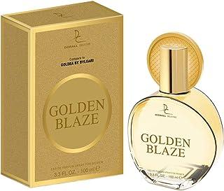 Dorall Collection Golden Blaze Eau de Parfum Spray for Women 100ml