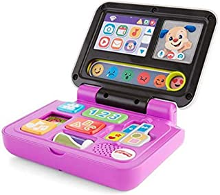 MATTEL Fisher-Price Laugh and Learn Click and Learn Laptop