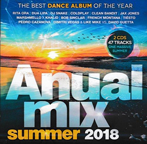 Anual Mix Summer 2018 [2CD] 2018