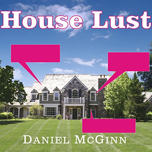 House Lust audiobook cover art