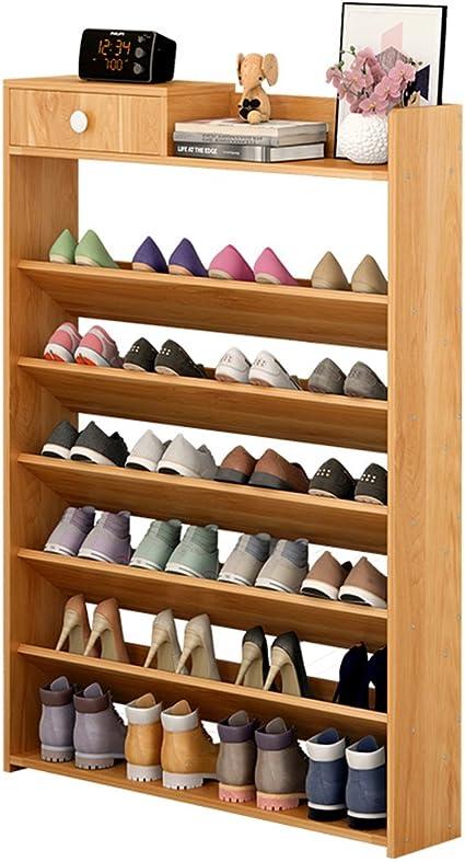 Feifei Estantería para Zapatos Estanterías Simples para el ...