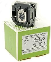 Alda PQ Premium l/ámpara con viviendas L/ámpara de proyector para EPSON EH-TW3600 Proyectores