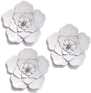 metal flowers art