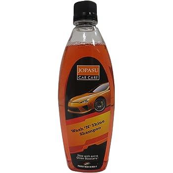 Jopasu Wash N Shine Shampoo (500 ml, Red)