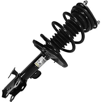 MOSTPLUS Front Complete Strut Spring /& Coil Springs Shock Absorber 171454 171453 Compatible for Toyota RAV4 2000-2005