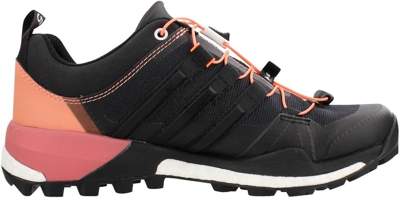 Adidas Outdoor Women's Terrex Skychaser GTX W Trail Running Sneakers, Grey Textile, Rubber, 5.5 M