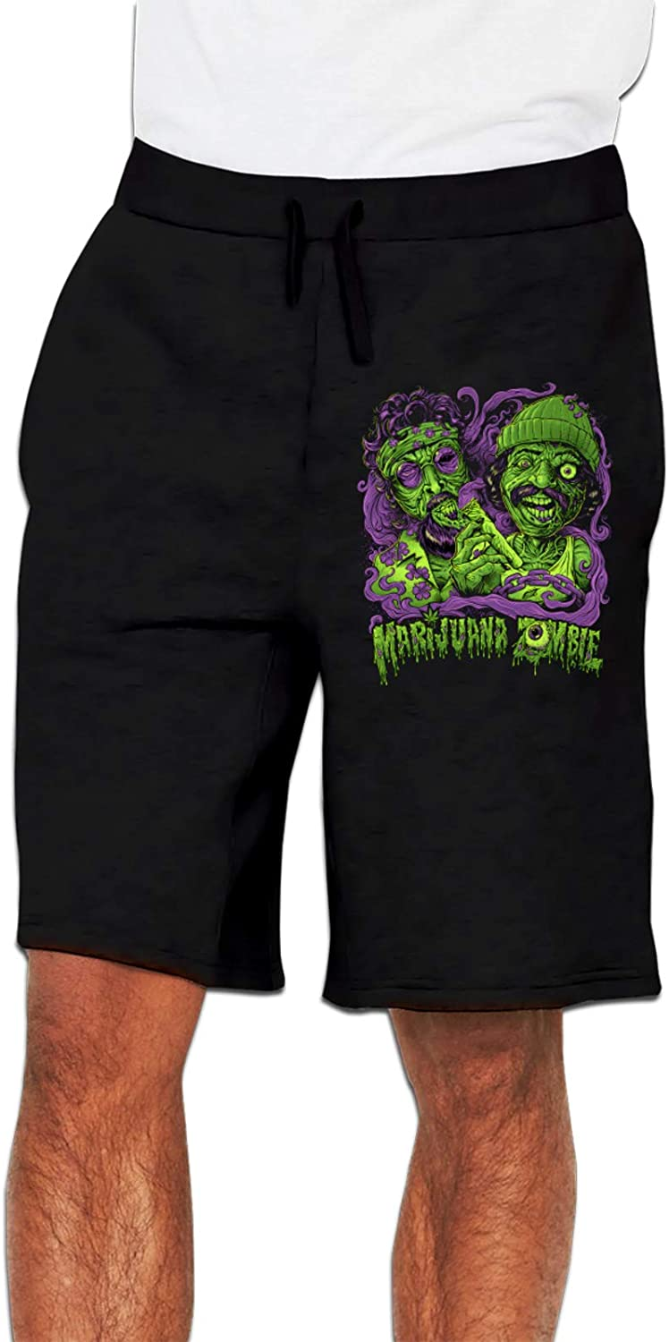 ZJLANS Cheech-and-Chong Men's Shorts Pants Casual Max 80% OFF Su Comfortable Excellence