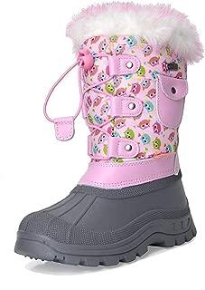 KSNOW Insulated Waterproof Snow Boots