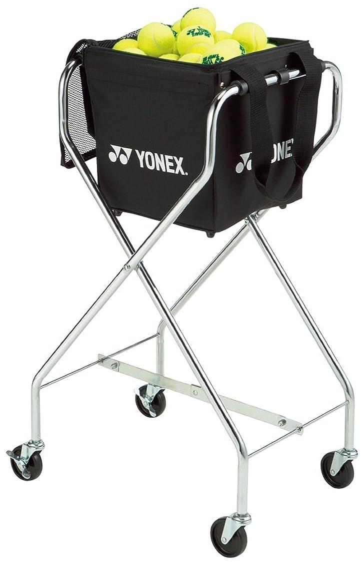 下に向けます遅い達成するヨネックス(YONEX) テニス キャスター付きボールバッグ AC373