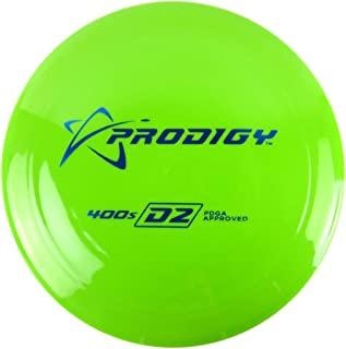 Prodigy Disc 400 Series D2 Distance Driver Golf Disc [Colors May Vary]