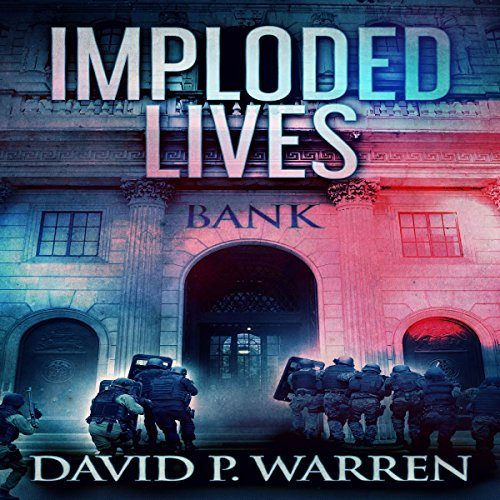 Imploded Lives audiobook cover art