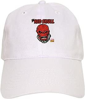 Marvel Comics Red Skull Retro Baseball Cap