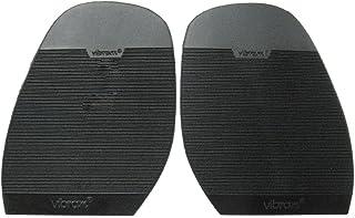 ビブラム vibram 半張り No.2027 ブラック [靴底補修用、滑り止めシート]