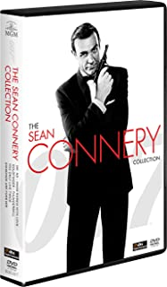 【Amazon.co.jp限定】007/ショーン・コネリー DVDコレクション(6枚組)(Amazon ロゴケース付)