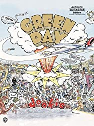 Green day: dookie guitar tab edition guitare