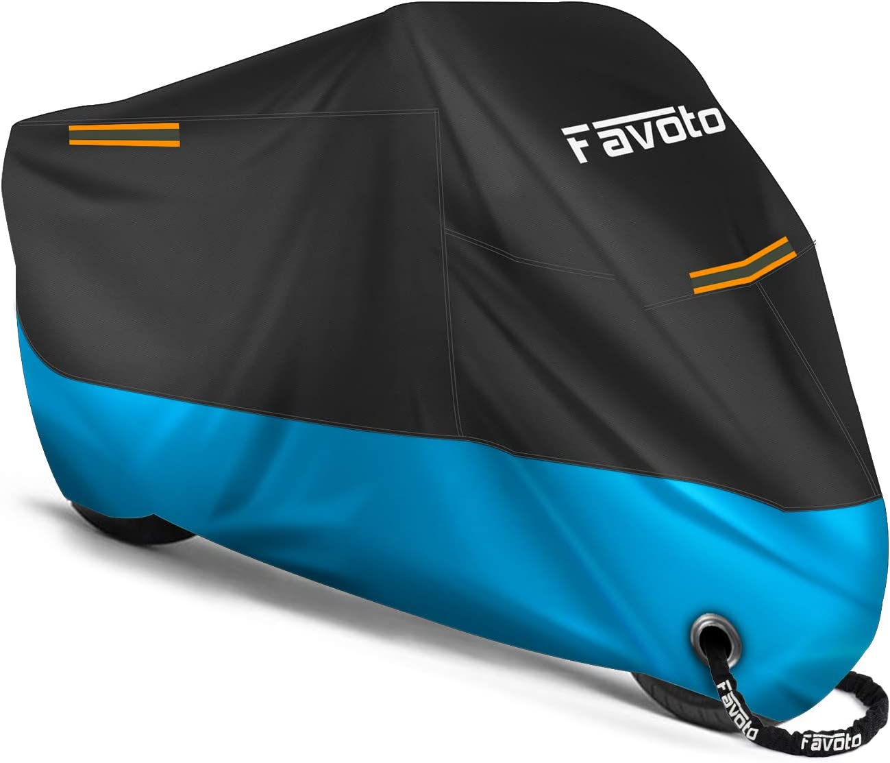 Favoto Motorcycle Ranking TOP4 Attention brand Cover 96.5 inches All Universal Season Length