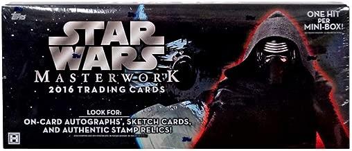 star wars masterwork 2016