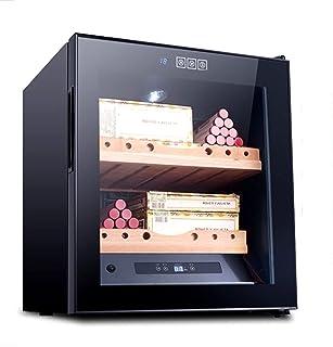 Humidors Cigarr skåp, konstant temperatur och luftfuktighet hushåll kylskåp, elektronisk fuktgivande mini cigarr skåp, fuk...