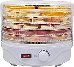 Déshydrateur pour aliments 6 compartiments température réglable 35-70 degrés pour aliments, fruits, légumes