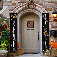 Nonbrand Halloween Banner Trick or Treat Set