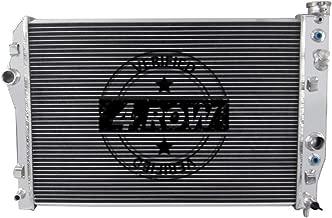 Primecooling 62MM 4 Row Core Aluminum Radiator for 1993-2002 Chevy Camaro & Pontiac Firebird V6 V8