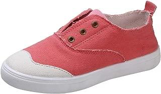 LONGDAY Women Men Sneakers Summer Flat Casual Slip On Zipper Strapless Sport Platform Shoes Denim Canvas Loafer Sandal